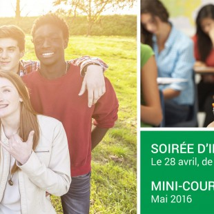 Mini-cours d'enrichissement à La Cité