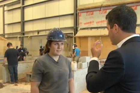 Quelles perspectives d'emplois dans la construction?