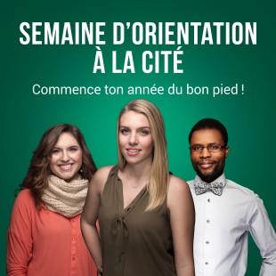 Semaine d'orientation à La Cité