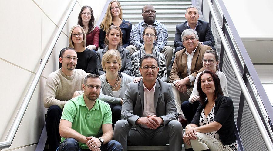 Annonce de financement du CRSNG - Programme d'innovation dans les collèges et la communauté