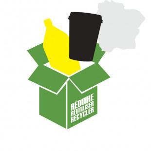 Du 17 au 21 octobre c'est la Semaine nationale de réduction des déchets!