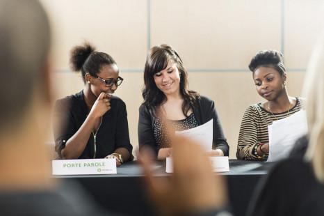 Les étudiants en Relations publiques de La Cité font d'une pierre deux coups