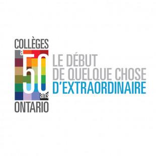 Collèges Ontario a 50 ans : Le début de quelque chose d'extraordinaire