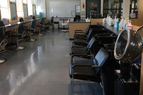 Le salon de coiffure de La Cité certifié Green Circle