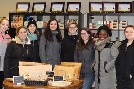 Services alimentaires : Les étudiantes de La Cité accueillies en milieu de travail