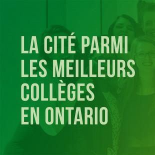 Des étudiants satisfaits à La Cité