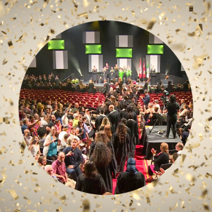 2000 nouveaux diplômés à La Cité !