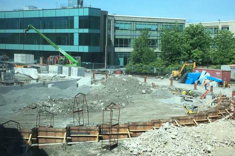 La Construction en photos – Juin 2017