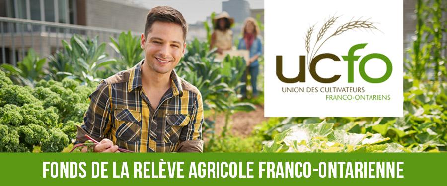 Fonds de la relève agricole franco-ontarienne