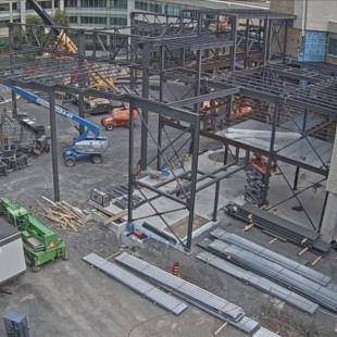 La construction en accéléré – août 2017