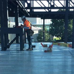 La Construction en photos – Août 2017
