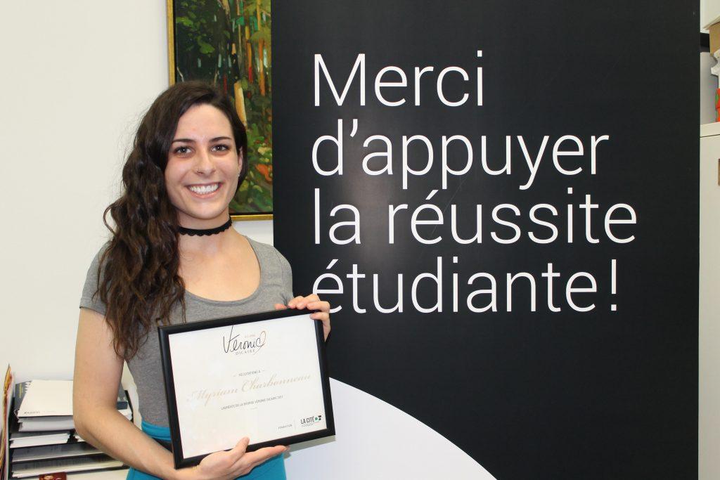 Myriam Charbonneau