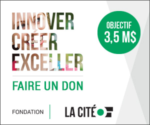 Faire un don : Fondation de La Cité
