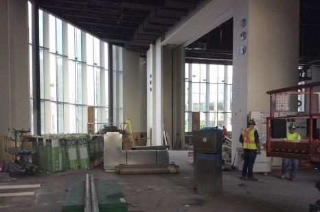 La Construction en photos – Février 2018