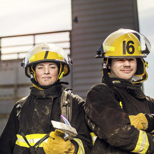 La Ville d'Ottawa à la recherche de futurs pompiers