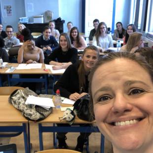 Mobilité enseignante : Une professeure de La Cité de retour au pays