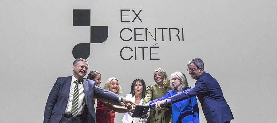 La Cité inaugure officiellement son nouveau pavillon, l'Excentricité!
