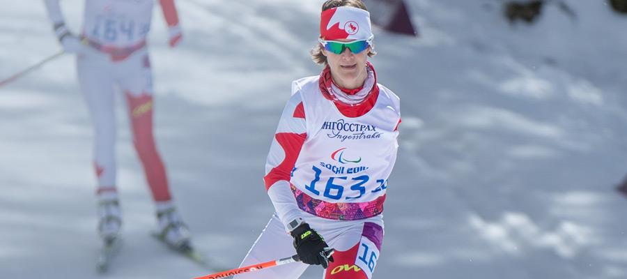 Caroline Bisson - athlète paralympique