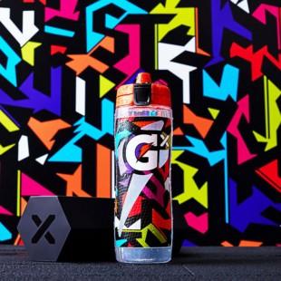 Une bouteille spectaculaire : vivement le design graphique !